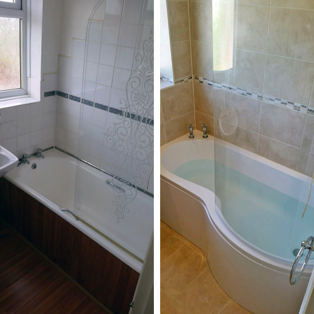 Bathrooms And Wet Rooms Designed And Installed In North Wales - Bathroom refit